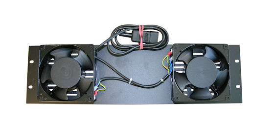 Fan & Vented Rack Panels