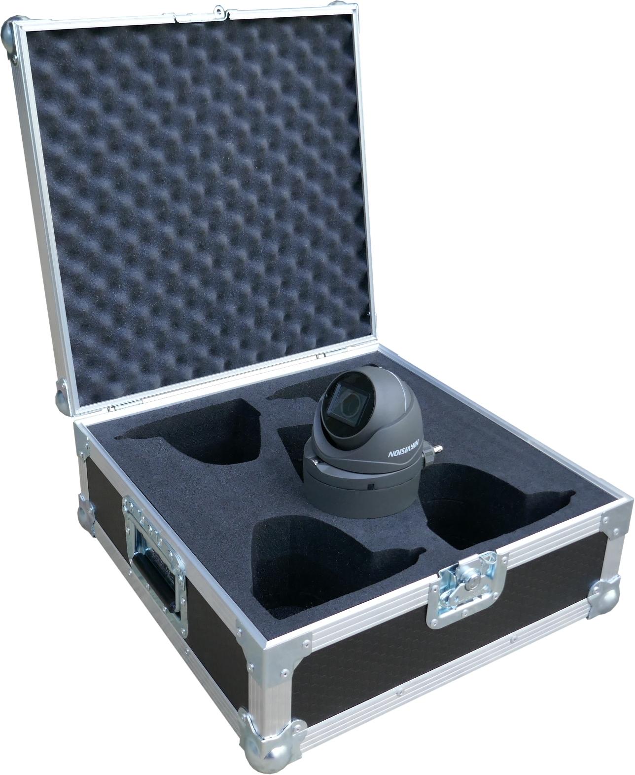 CCTV Camera Flightcases