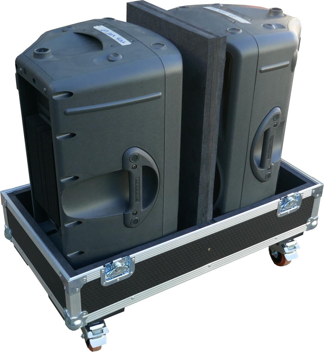 Speaker & Monitor Flightcases