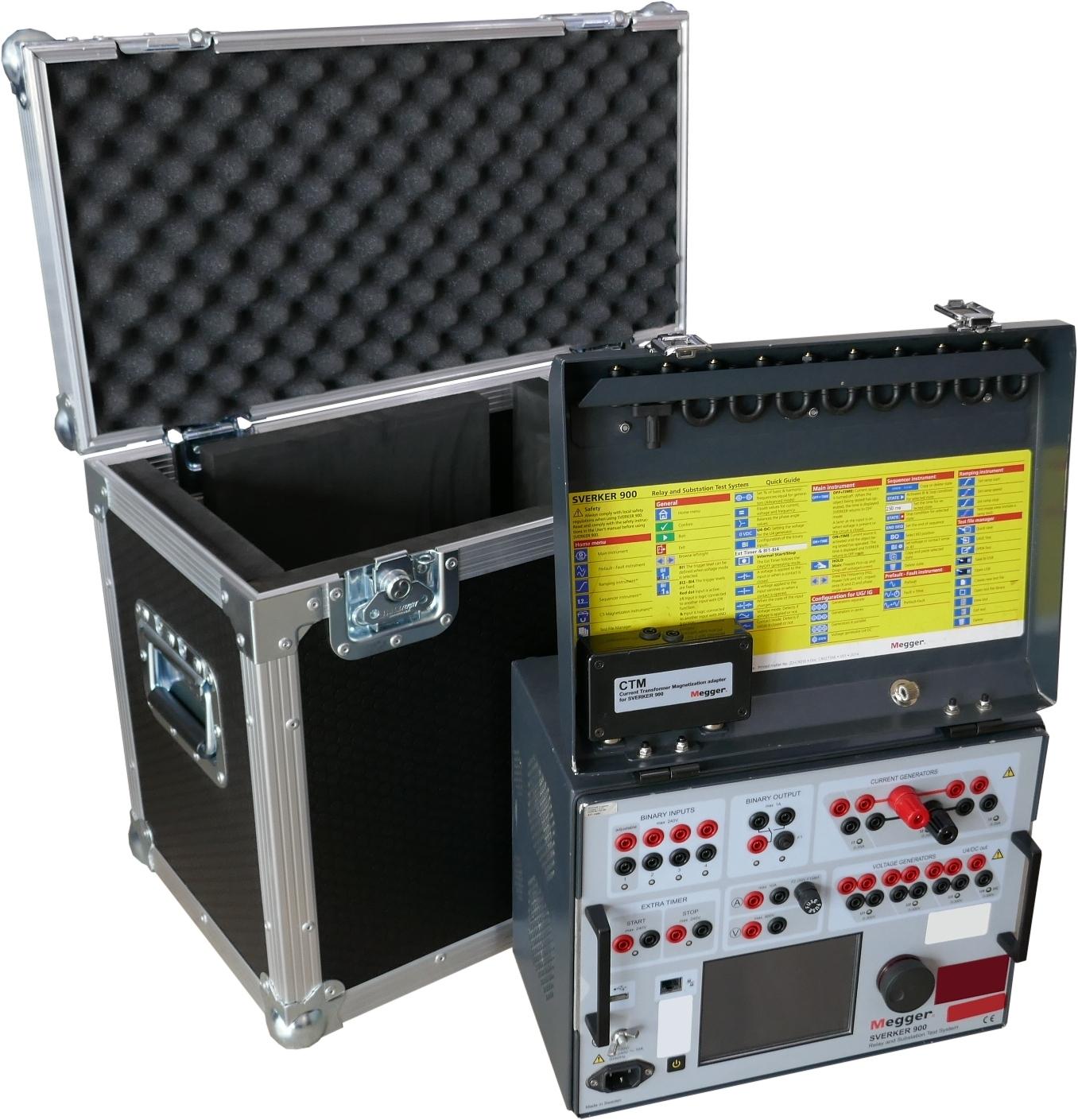 Testing Equipment Cases