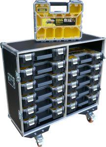 12 Drawer Stanley Fatmax Motor Sports/Tool Flightcase