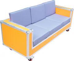 Flightcase 3 Seater Sofa