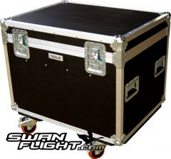 3ft x3ft x 2ft Budget Road Trunk Flightcase
