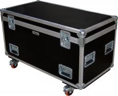 4 x 2 x 2 Heavy Duty Road Trunk Standard Flightcase