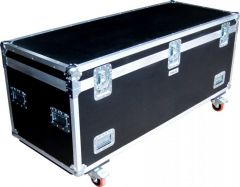 5 x 2 x 2 Heavy Duty Road Trunk Standard Flightcase