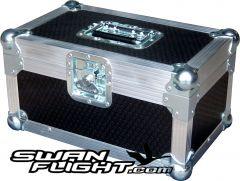 American DJ Mega QA Par 38 Flightcase