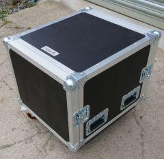 9u 2 Door Rack Case (CLEARANCE CASE)