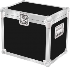 American DJ Quad Scan Pro flightcase