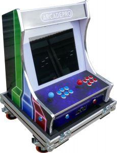 ArcadePro Arcade Machine Flightcase
