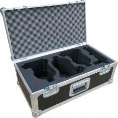 BirdDog P400 Holds 3 + PTZ Keyboard Flightcase
