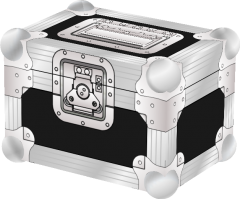 Boss GT-1 Flightcase