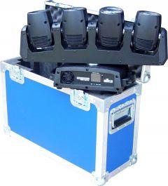 Chauvet intimidator wave 360 flightcase with unit