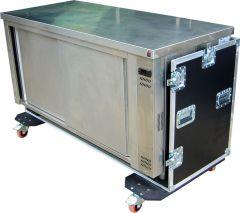 Hotcupboard Flightcase