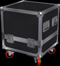 Alto Pro Audio Black Speaker 15 Flightcase Holds 2