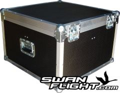 American DJ Jelly Par Profile Flightcase