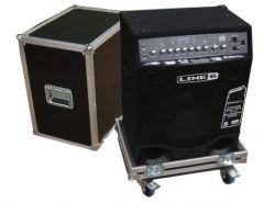 LD300 Pro Bass open