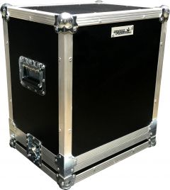 Closed Martin Rush MH3 Beam Flightcases