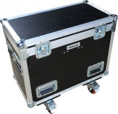 Closed Martin Rush MH4 Beam Flightcase