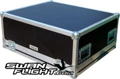 Closed Midas Venice U24 Channel Flightcase