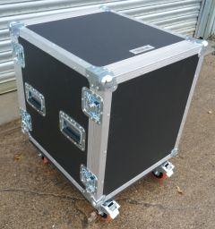 12u 2 Door Rack Case (CLEARANCE)