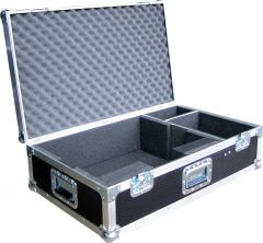 Open Panasonic PT-EW730Z Projector flightcase
