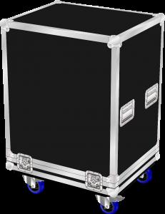 Peavey TVX410 Cab Flightcase