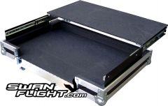 Open Pioneer DDJ SX & Laptop flightcase