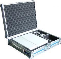 Playstation 4 flightcase open