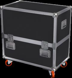RCF Art715a MK4 Holds 2 flightcase