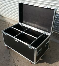 Road Trunk With Compartments (CLEARANCE CASE)
