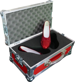 Ruby Slippers Transport case