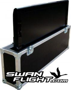 Open LG 37LK450U LCD Flightcases