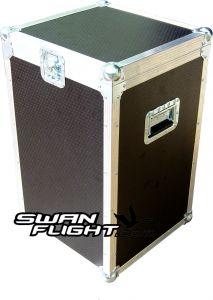 Yamaha DXR8 Speaker Flightcase