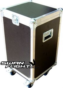 Yamaha DXR10 Speaker Flightcase With Castors