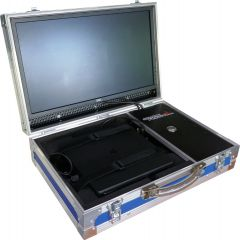 Portable Sony PS4 With Monitor Flightcase