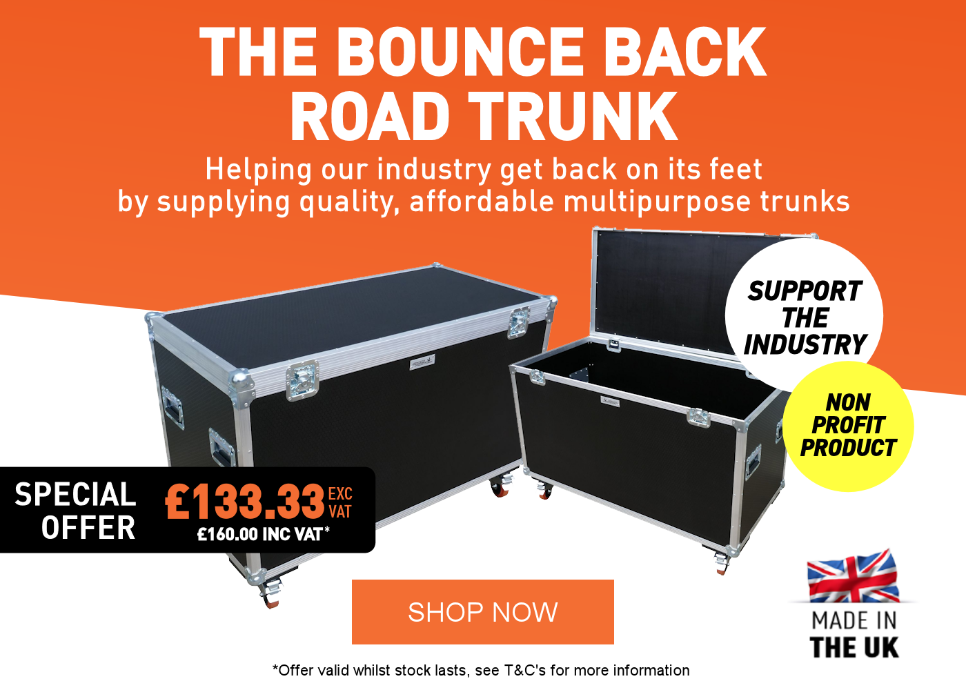 The Bounce Back Trunk
