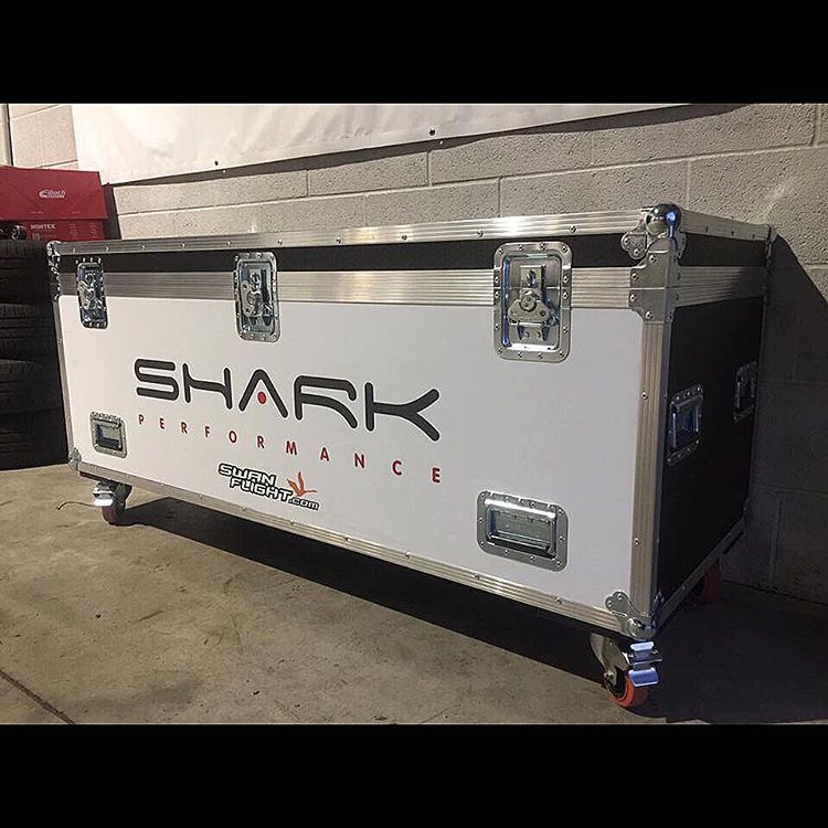 Shark Performance Printed Trun