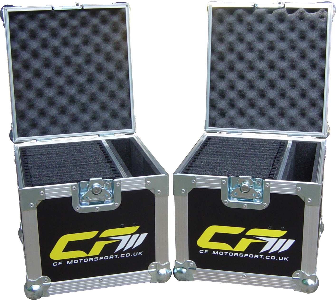 CF Motorsport Pit Number Cases