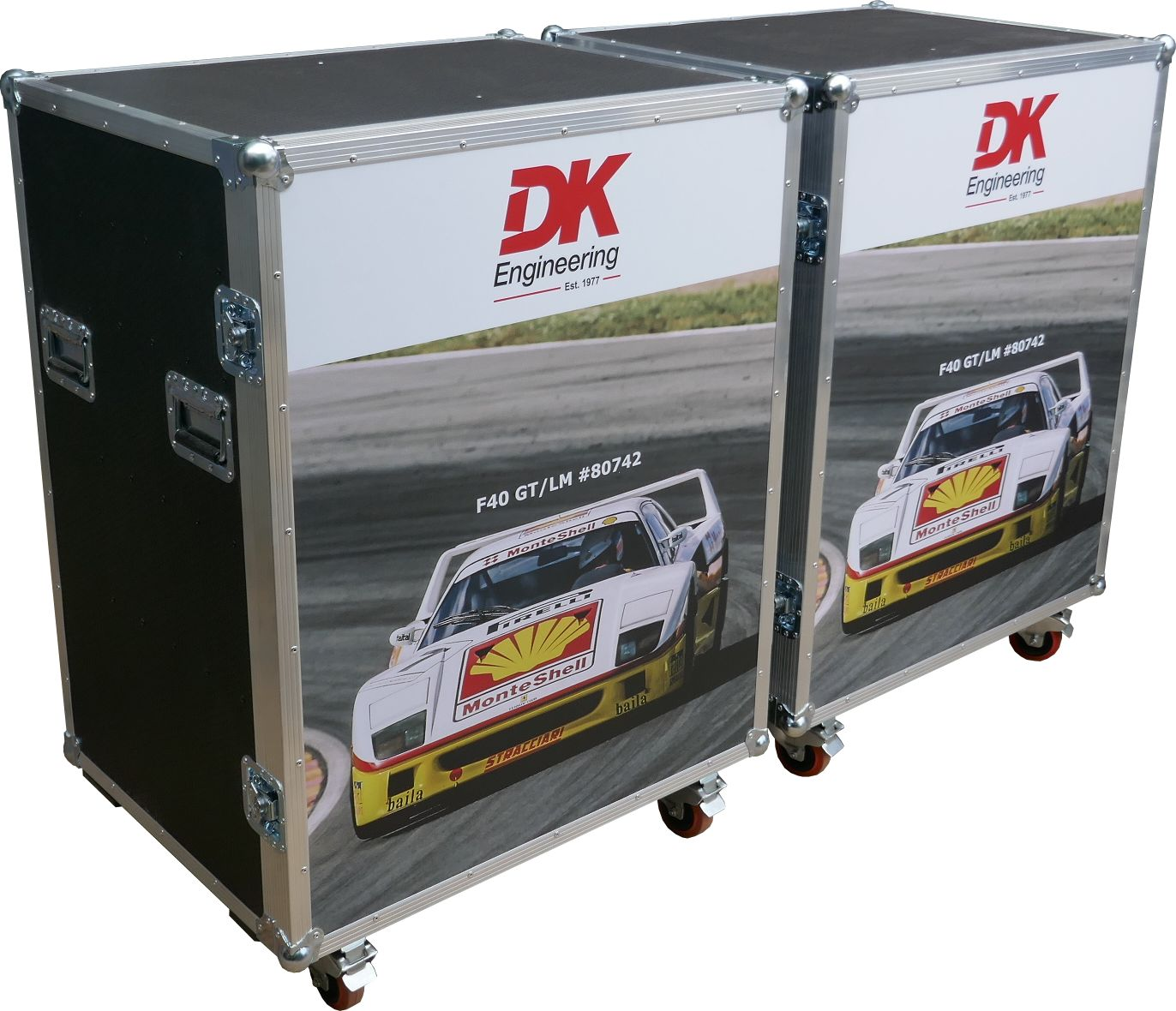 DK Engineering 10 Drawer